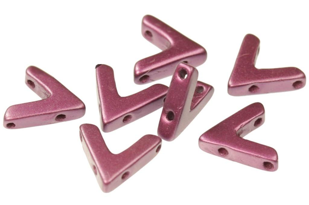 AVA Beads - Pastel Bordeaux