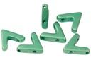 AVA Beads - Metallic Emerald