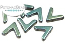 AVA Beads - Jet AB Full (Factory Pack of 100)