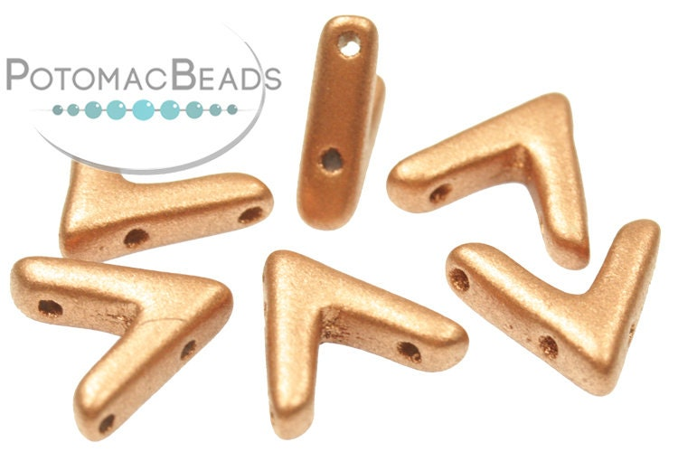 AVA Beads - Vintage Copper (Factory Pack of 100)