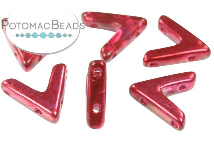 AVA Beads - Pomegranate Metallic Ice