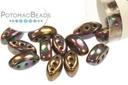 Cali Beads - Jet Punch 3x8mm