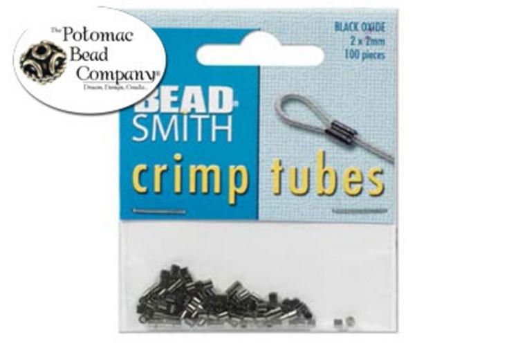 Crimp Tubes Gunmetal