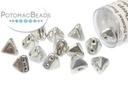 Super Kheops Beads - Crystal Labrador Full (Argentees Silver)