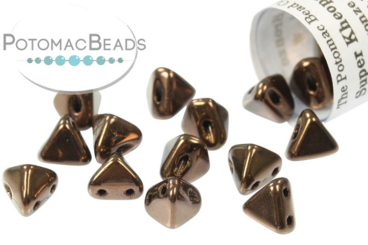 Super Kheops Beads - Dark Bronze