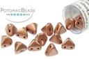 Super Kheops Beads - Vintage Copper (Copper Gold Matte)