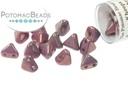 Super Kheops Beads - Opaque Amethyst