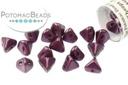 Super Kheops Beads - Pastel Bordeaux