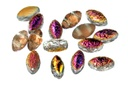 IrisDuo Beads - Crystal Etched Sliperit (Factory Pack) 7x4mm