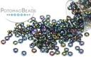 Miyuki Spacer - Blue Iris Metallic 2.2x1mm