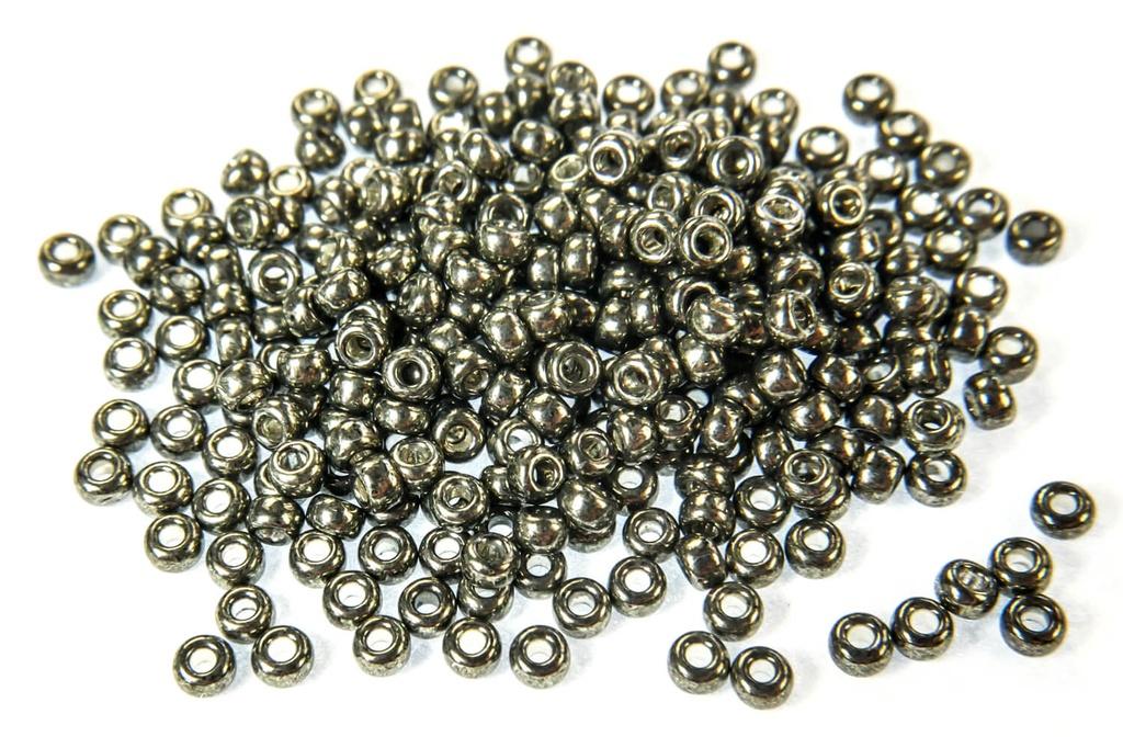 Miyuki Seed Beads - Galvanized Green Steel 11/0