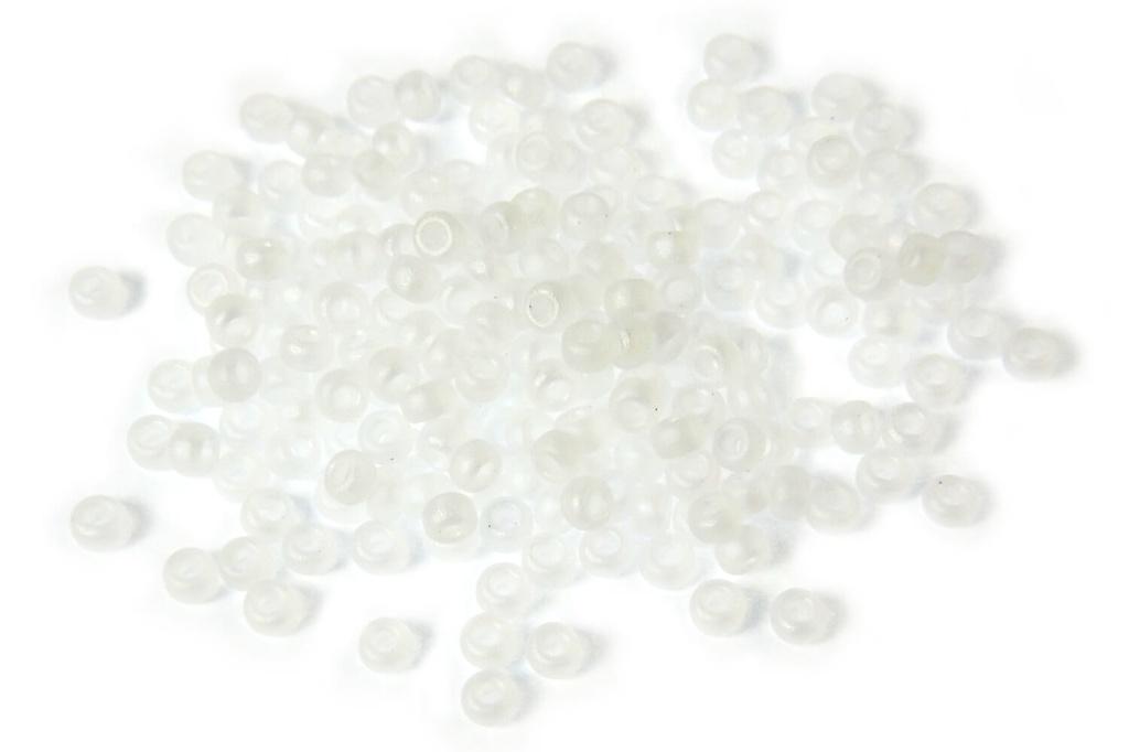 Miyuki Seed Beads - Matte Crystal AB 11/0