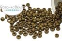 Miyuki Seed Beads - Matte Metallic Dark Bronze 11/0