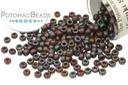 Miyuki Seed Beads - Matte Metallic Dark Plum Iris 11/0