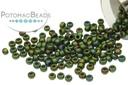 Miyuki Seed Beads - Matte Metallic Green Iris 11/0
