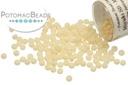 Miyuki Seed Beads - Matte Opaque Antique Biege 11/0