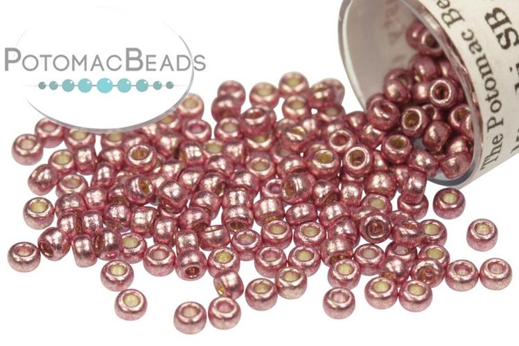 Miyuki Seed Beads - Duracoat Galvanized Dusty Orchid 11/0