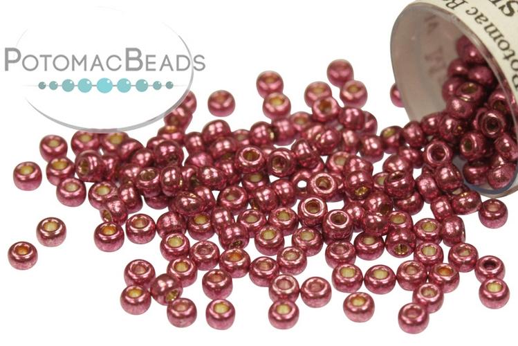 Miyuki Seed Beads - Duracoat Galvanized Magenta 11/0