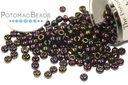 Miyuki Seed Beads - Metallic Dark Plum Iris 11/0