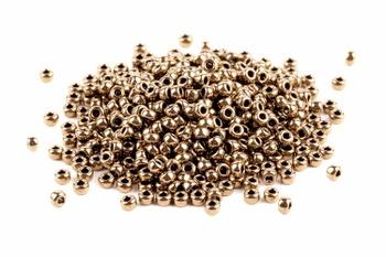 [70414] Miyuki Seed Beads - Metallic Dark Bronze 11/0