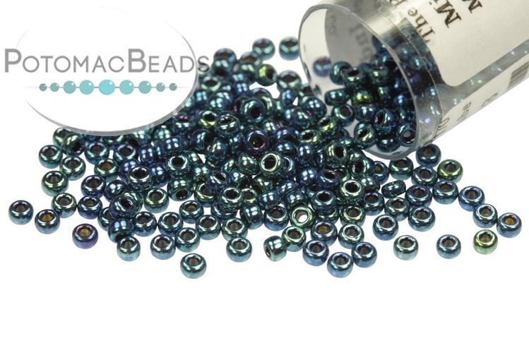 Miyuki Seed Beads - Metallic Indigo Iris 11/0