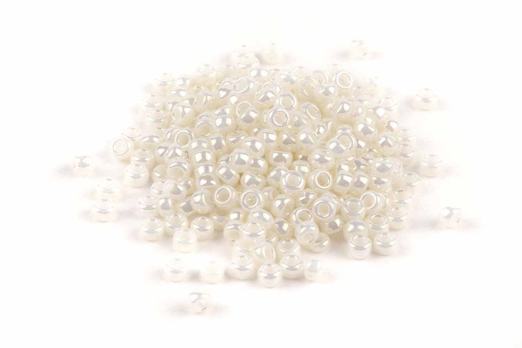 Miyuki Seed Beads - Ivory Pearl Ceylon 11/0