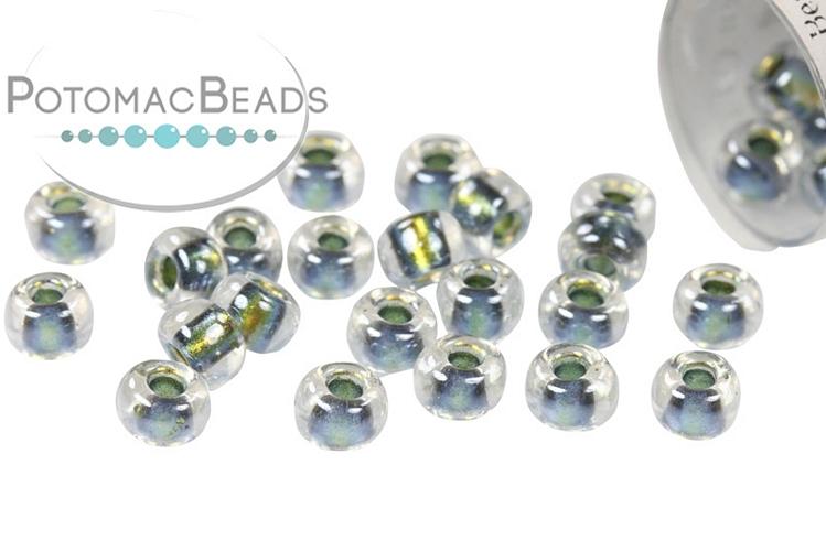 Miyuki Seed Beads - Magic Golden Olive 6/0