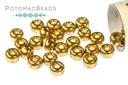 Miyuki Seed Beads - Duracoat Galvanized Champagne 6/0