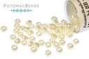 Miyuki Seed Beads - Antique Ivory Pearl Ceylon 8/0