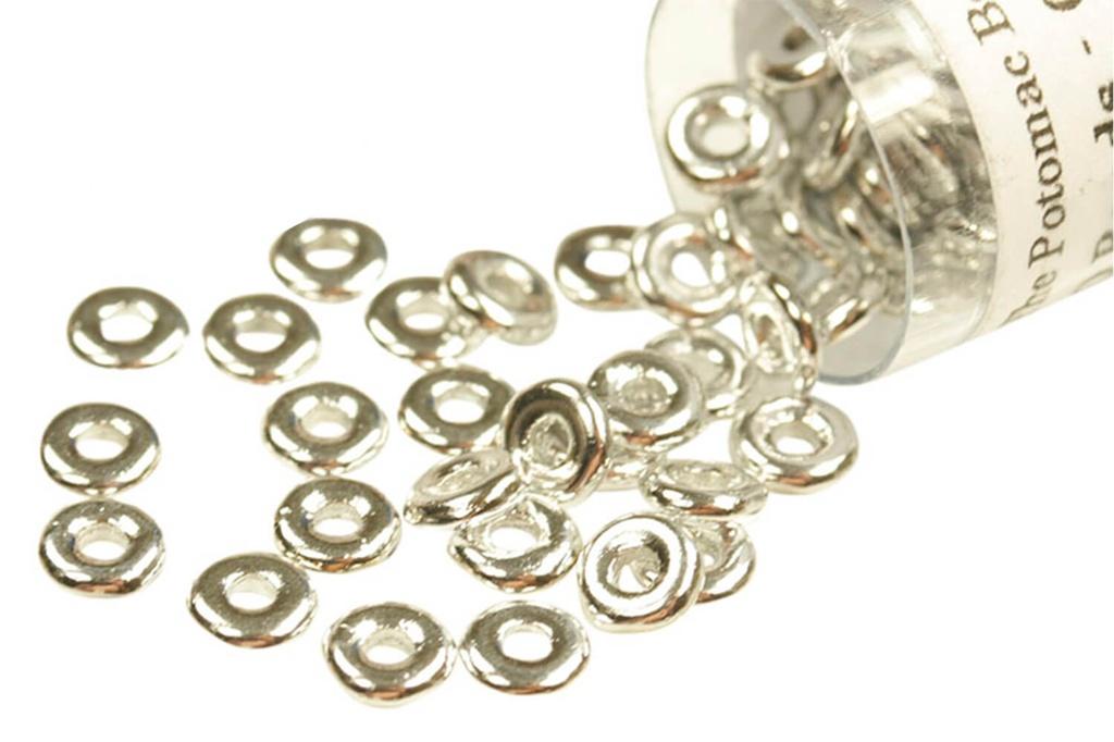 O Beads - Crystal Labrador Full 2x4MM