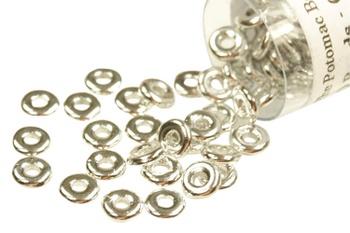 [76444] O Beads - Crystal Labrador Full 2x4MM