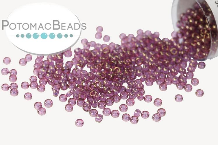 Miyuki Seed Beads - Cinnamon Gold Luster 15/0