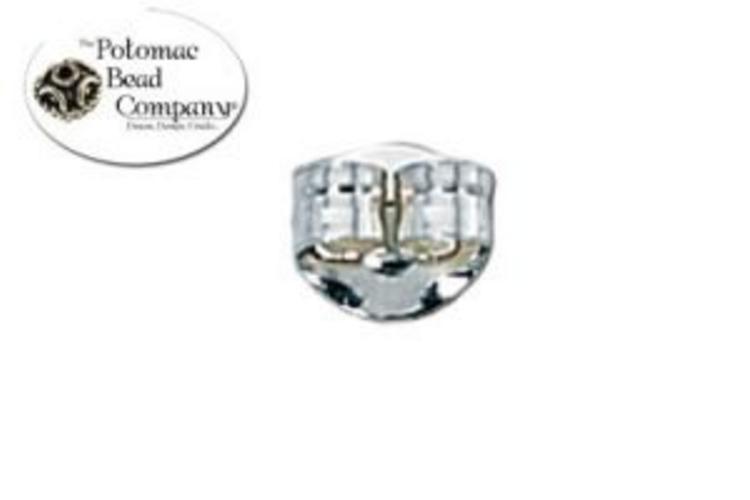 Clutch Earring Back Sterling Silver