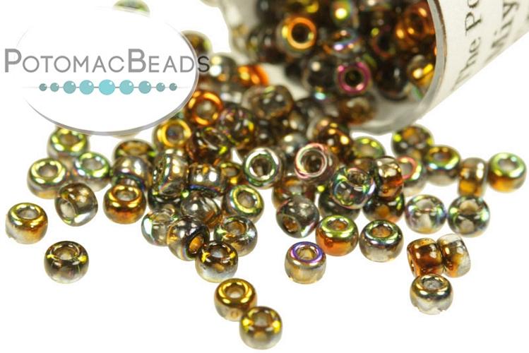Miyuki Seed Beads - Crystal Magic Copper 11/0