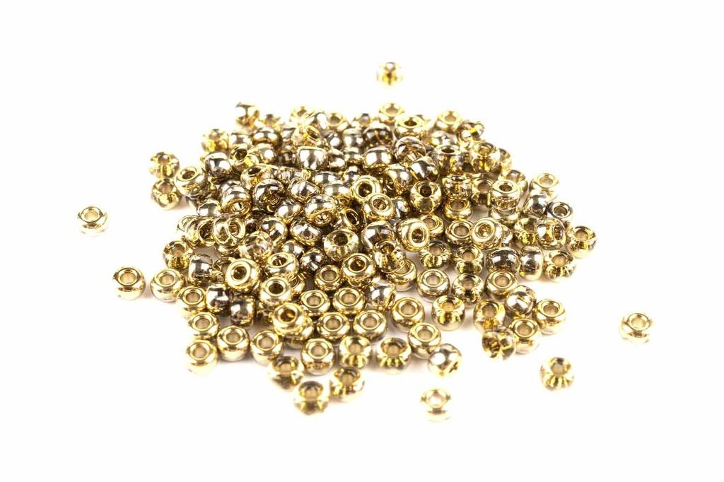 Miyuki Seed Beads - Crystal Amber 11/0
