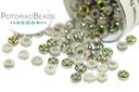 Miyuki Seed Beads - White Vitrail 11/0
