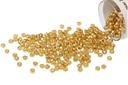 Miyuki Seed Beads - Duracoat Galvanized Gold 15/0