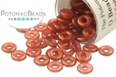 O Beads - Golden Touch Razzmatazz 2x4mm