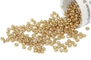 Miyuki Seed Beads - Duracoat Galvanized Champagne 15/0
