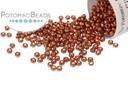 Miyuki Seed Beads - Duracoat Galvanized Dark Berry 15-4212