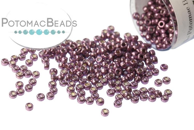 Miyuki Seed Beads - Duracoat Galvanized Eggplant 15-4220