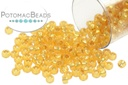 Miyuki Seed Beads - Duracoat Silver Lined Golden Flax 11-4231
