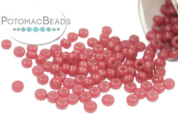Miyuki Seed Beads - Duracoat Opaque Pansy