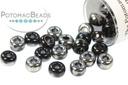 Miyuki Seed Beads - Black Chrome 06/0