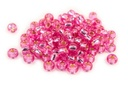 Miyuki Seed Beads - Duracoat Silver Lined Orchid 8/0