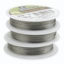 "Beadalon 7 Strand Wire Brt .018"" JW03T-0"