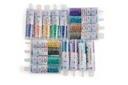 DB2501/DB2317 Miyuki Delica Seed Bead Kit Duracoat Galvanized NEW Colors 11/0
