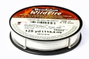 """Wildfire Beading Thread - Frost White .006"""" 125 Yd Spool"""