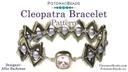 Cleopatra Bracelet Pattern by Allie Buchman