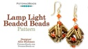 Lamp Light Beaded Beads Pattern